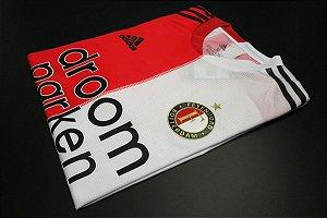 Camisa Feyenoord 2020-21 (Home-Uniforme 1) - Modelo Jogador