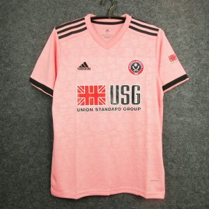 Camisa Sheffield United 2020-21 (Away-Uniforme 2)