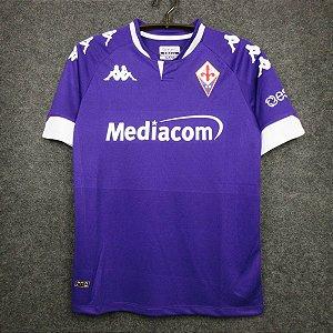 Camisa Fiorentina 2020-21 (Home-Uniforme 1)
