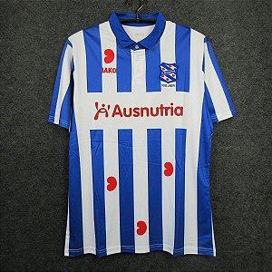 Camisa Heerenveen 2020-21 (Home-Uniforme 1)