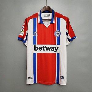 Camisa Alavés 2020-21 (Away-Uniforme 2)