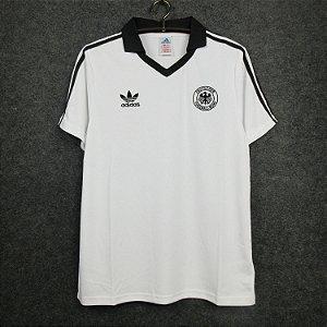 Camisa Alemanha 1980 (Home-Uniforme 1)
