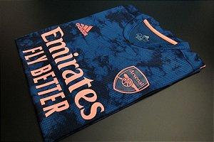 Camisa Arsenal 2020-21 (Third-Uniforme 3) - Modelo Jogador