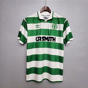 Camisa Celtic 1987-1989 (Home-Uniforme 1)