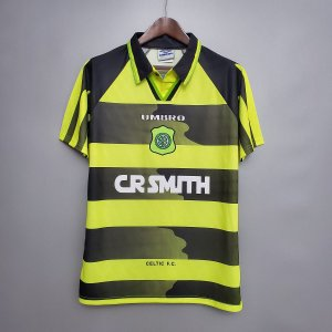 Camisa Celtic 1996-1997 (Away-Uniforme 2)