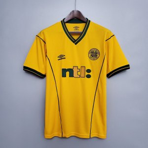 Camisa Celtic 2001-2003 (Away-Uniforme 2)