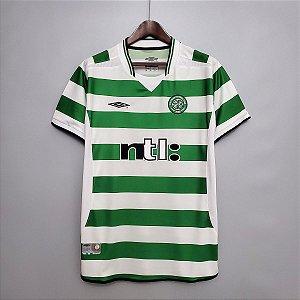 Camisa Celtic 2001-2003 (Home-Uniforme 1)
