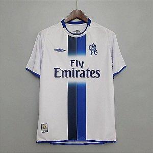 Camisa Chelsea 2003-2005 (Away-Uniforme 2)