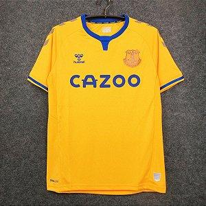 Camisa Everton 2020-21 (Away-Uniforme 2)