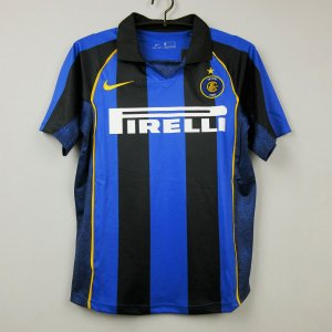 Camisa Internazionale 2001-2002 (Home-Uniforme 1)