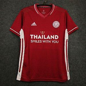 Camisa Leicester City 2020-21 (Third-Uniforme 3)
