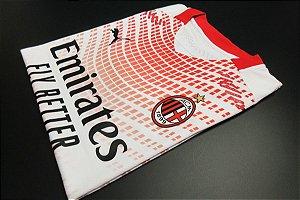 Camisa Milan 2020-21 (Away-Uniforme 2) - Modelo Jogador