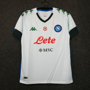 Camisa Napoli 2020-21 (Away-Uniforme 2)