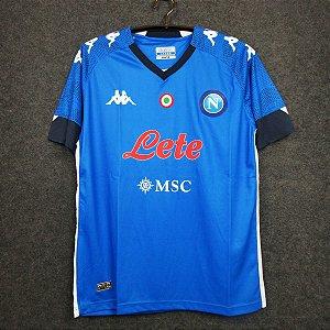Camisa Napoli 2020-21 (Home-Uniforme 1)
