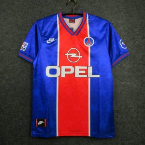"Camisa Paris Saint Germain ""PSG"" 1995-1996 (Home-Uniforme 1)"