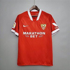 Camisa Sevilla 2020-21 (Away-Uniforme 2)