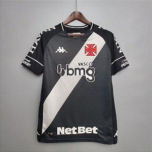 Camisa Vasco da Gama 2020-21 (Uniforme 1) -  (com todos patrocínios)