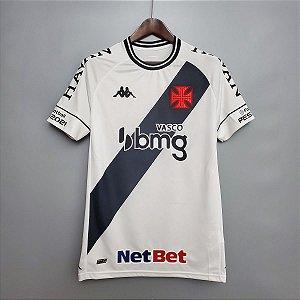 Camisa Vasco da Gama 2020-21 (Uniforme 2) -  (com todos patrocínios)