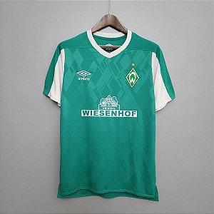 Camisa Werder Bremen 2020-21 (Home-Uniforme 1)