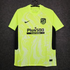 Camisa Atlético de Madrid 2020-21 (Third-Uniforme 3)