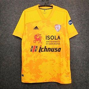 Camisa Cagliari 2020-21 (Third-Uniforme 3)