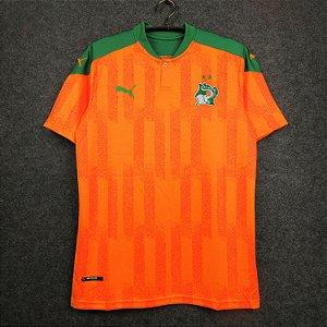 Camisa Costa do Marfim 2020-21 (Home-Uniforme 1)