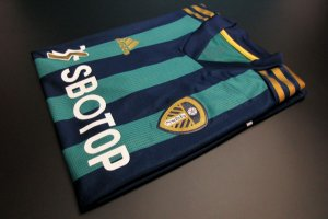 Camisa Leeds United 2020-21 (Away-Uniforme 2) - Modelo Jogador
