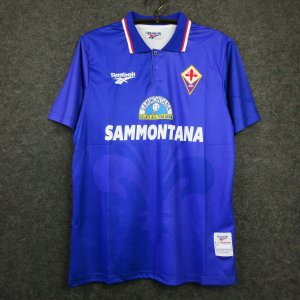 Camisa Fiorentina 1995-1996 (Home-Uniforme 1)