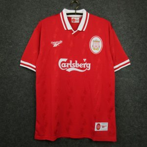 Camisa Liverpool 1996-97 (Home-Uniforme 1)