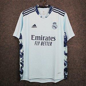 Camisa Real Madrid 2020-21 (goleiro)
