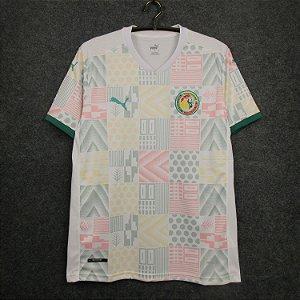 Camisa Senegal 2020-21 (Home-Uniforme 1)