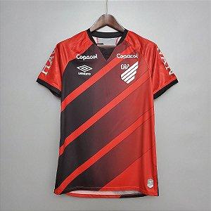 Camisa Atlético-PR 2020-21 (Home-Uniforme 1)