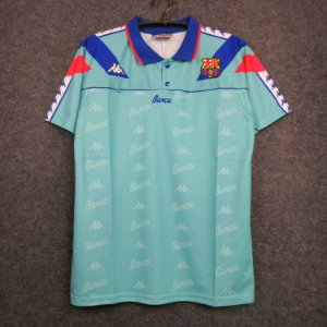 Camisa Barcelona 1992-95 (Away-Uniforme 2)