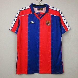 Camisa Barcelona 1992-95 (Home-Uniforme 1)
