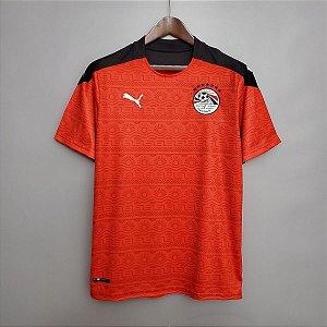 Camisa Egito 2020-21 (Home-Uniforme 1)