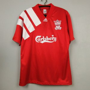 Camisa Liverpool 1992-1993 (Home-Uniforme 1)