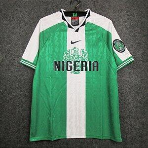 Camisa Nigéria 1996 (Home-Uniforme 1)