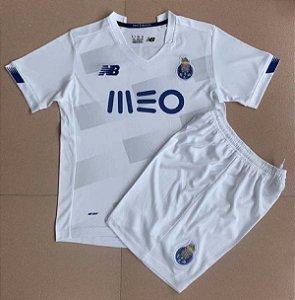 Conjunto Infantil (Camisa + Shorts) Porto 2020-2021 (Third-Uniforme 3)