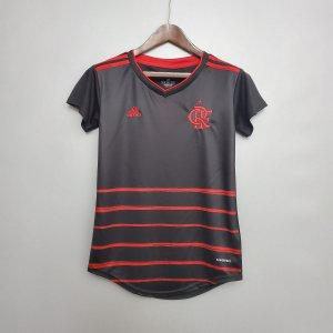 Camisa Flamengo 2020-21  (Third-Uniforme 3)  - Feminina