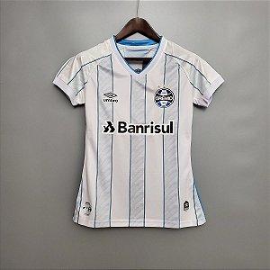 Camisa Grêmio 2020-21  (Away-Uniforme 2)  - Feminina