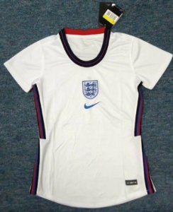 Camisa Inglaterra 2020-21  (Home-Uniforme 1)  - Feminina