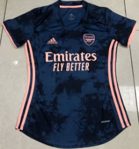 Camisa Arsenal 2020-21  (Third-Uniforme 3)  - Feminina
