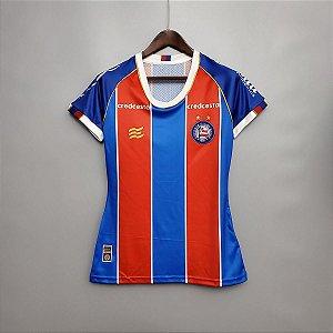 Camisa Bahia 2020-21  (Away-Uniforme 2)  - Feminina