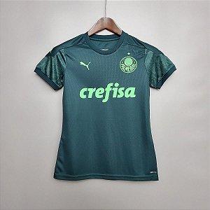 Camisa Palmeiras 2020-21  (Third-Uniforme 3)  - Feminina