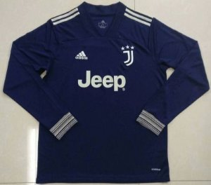 Camisa Juventus 2020-21 (Away-Uniforme 2) - manga longa