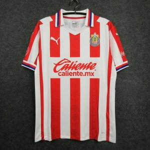 Camisa Chivas 2020-21 (Home-Uniforme 1)