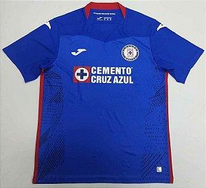 Camisa Cruz Azul 2020-21 (Home-Uniforme 1)