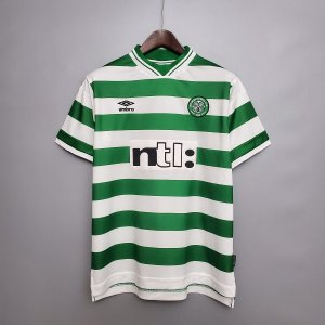 Camisa Celtic 1999-2000 (Home-Uniforme 1)