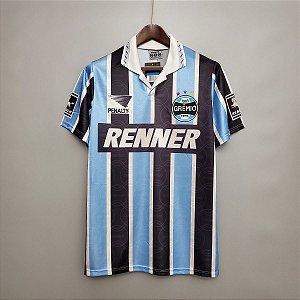 Camisa Grêmio 1995-96 (Home-Uniforme 1)
