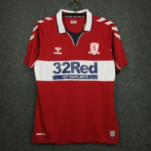Camisa Middlesbrough 2020-21 (Home-Uniforme 1)